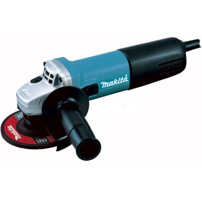MAKITA 9557HN -  Úhlová bruska 115mm 840W