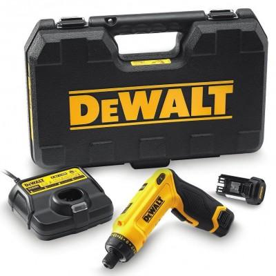 DeWALT DCF680G2 - Aku šroubovák 7,2V 1.0 Ah - pohybem ovládaný