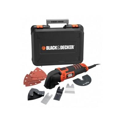 BLACK&DECKER MT300KA multifunkční oscilační bruska