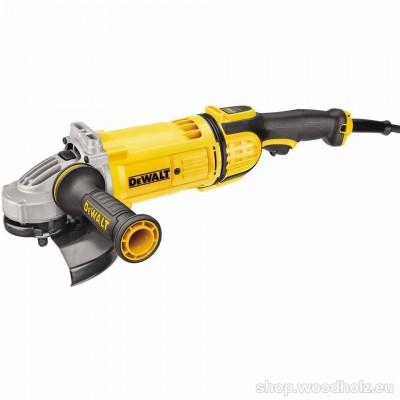 DeWALT DWE4579 úhlová bruska 230mm 2600W s rozeběhem