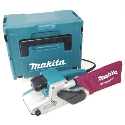 MAKITA 9404J pásová bruska 100x610mm 1010W systainer
