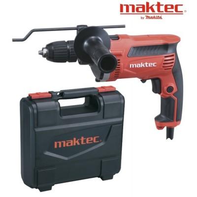 MAKTEC MT815K - Příklepová vrtačka s kufrem 710W