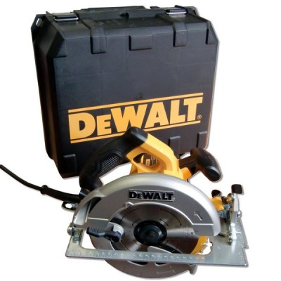 DeWALT DWE575K pila kotoučová v kufru 1600W 190mm
