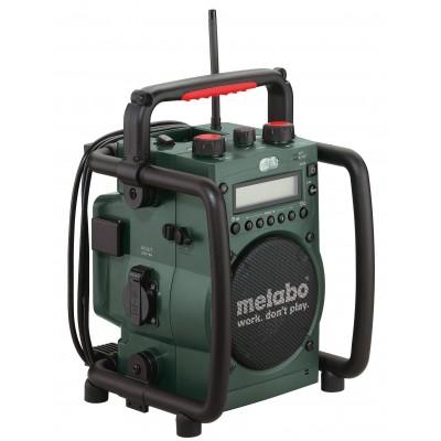 Metabo RC 14.4 - 18 - Stavební rádio s funkcí nabíjení