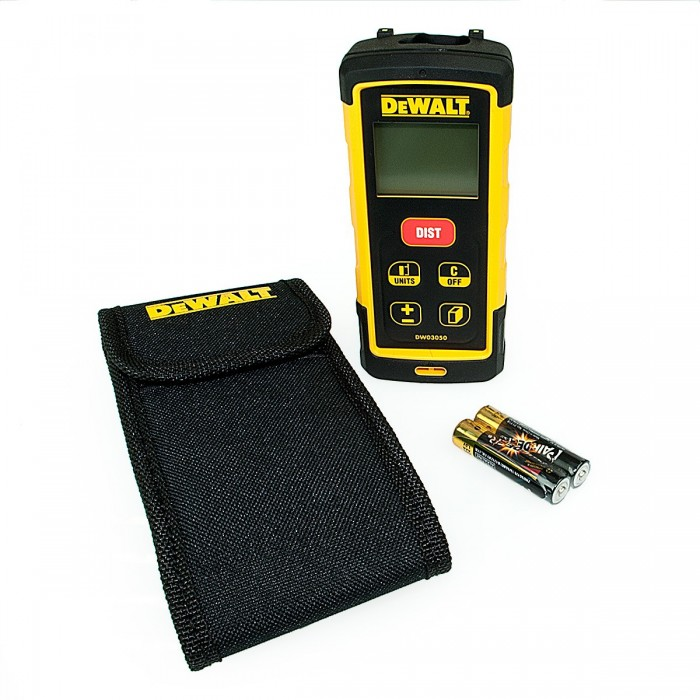 DeWALT DW03050 laserový měřič vzdálenosti 50m