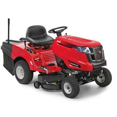 MTD RE 130 H zahradní traktor se zadním výhozem + 2 litry oleje B&S zdarma