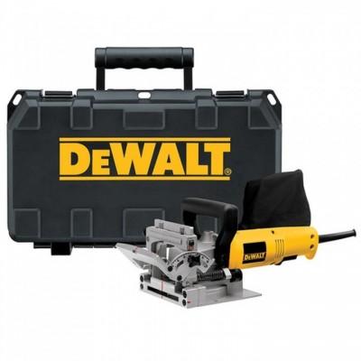 DeWALT DW682K - Lamelovací frézka  600W v kufru
