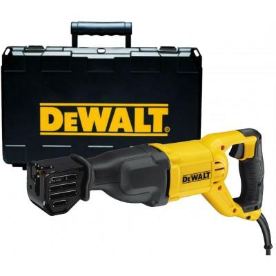 DeWALT DWE305PK -  Mečová pila 1100W + sada pilek DT2441