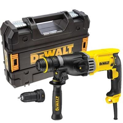 DeWALT D25144K -  Kombinované kladivo 900W 3,0J