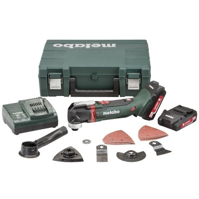 Metabo MT 18 LTX  Aku multitool 18V 2,0Ah