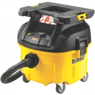 Dewalt DWV901LT - Průmyslový vysavač 1400W s oklepem 30l