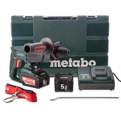 Metabo KHA 18 LTX - Aku kombinované kladivo 2x 5,2Ah