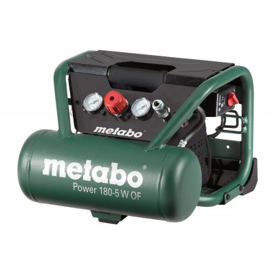 METABO  Power 180-5 W OF bezolejový kompresor