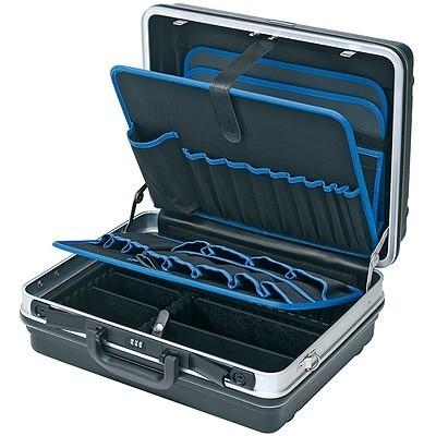 """KNIPEX 00 21 05 LE kufr na nářadí """"Basic"""" prázdný"""