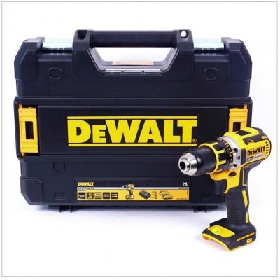 DeWALT DCD790NT aku bezuhlíková vrtačka 18V v kufru T-STAK bez baterie