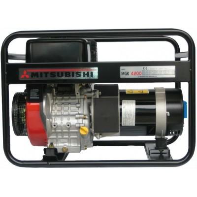 MITSUBISHI MGK 4200 benzínová elektrocentrála 230 V 4,2 kW