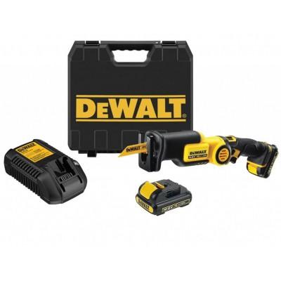 DeWALT CS310D2 aku mečová pila 10,8 V 2 x 2,0 Ah XR Li-Ion
