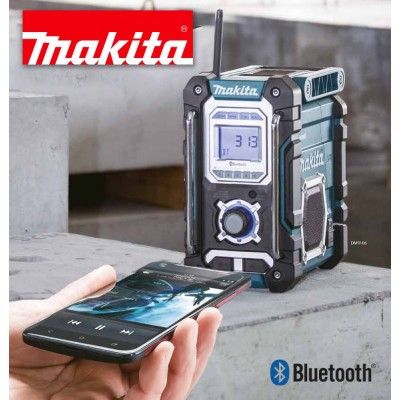 MAKITA DMR108 aku rádio s Bluetooth