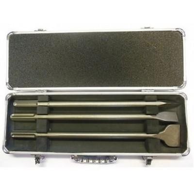 Sada sekáčů SDS-max 3 ks D-40543
