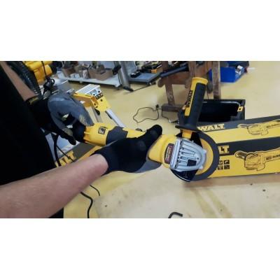 DeWALT DWE4257 úhlová bruska 125mm 1500W regulace otáček