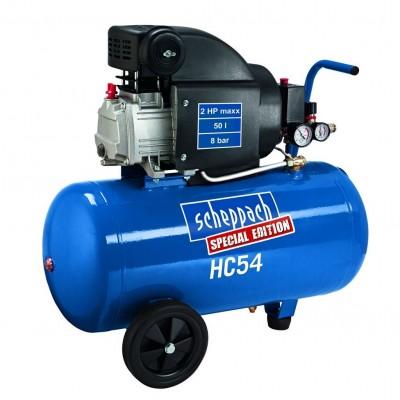 SCHEPPACH HC 54 kompresor olejový 50l 8bar