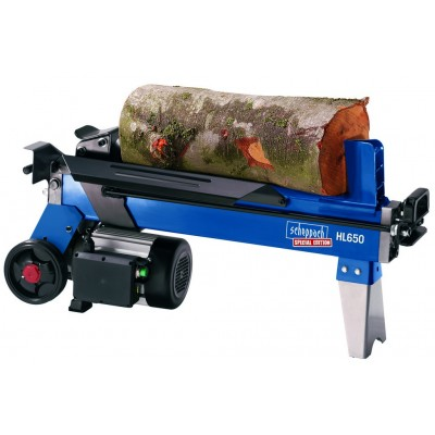 SCHEPPACH HL 650 horizontální štípač dřeva 6,5t
