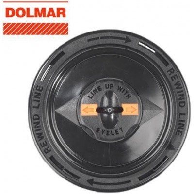 DOLMAR hlava T&G Comfort Trim medium 122931-4