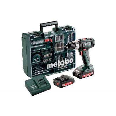 METABO SB 18 L Set mobilní dílna 602317870