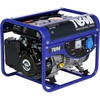 TUSON ELC1500 benzínová elektrocentrála 1200W OHV, AVR, jednofázová, výstup 1x220V