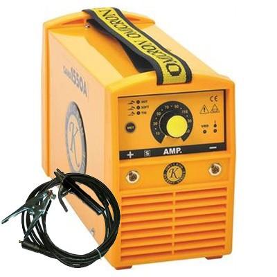 GAMA 1550 svářecí invertor + kabely 3m/25