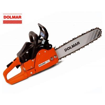 """DOLMAR 115-38 benzinová pila 2,7kW 38cm 3/8"""""""