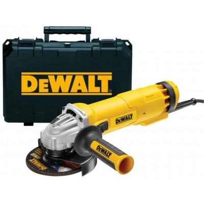 DeWALT DWE4207K úhlová bruska 125mm 1010W