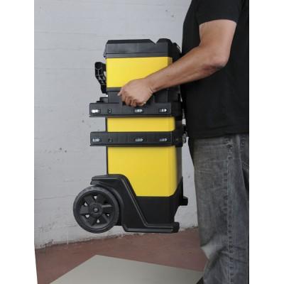 STANLEY 1-95-621 kovoplastový pojízdný box