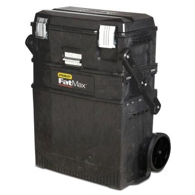 STANLEY FatMax 1-94-210 pojízdný rozevírací box na nářadí