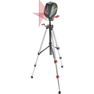 BOSCH UniversalLevel 3 křížový laser a stativ