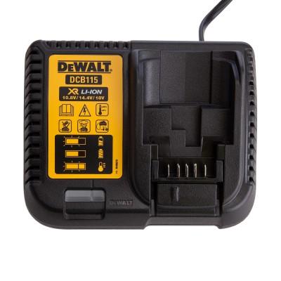 DeWALT DCB115 pro akumulátory XR LI-Ion 10,8 - 18V