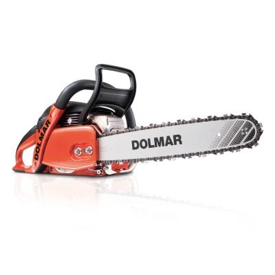 """DOLMAR PS5105C benzinová pila 2,8kW 38cm 3/8"""""""
