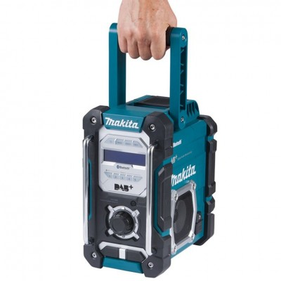 MAKITA DMR112 aku rádio DAB s Bluetooth