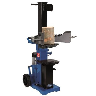 SCHEPPACH HL 1200s vertikální štípač dřeva + olej 1l