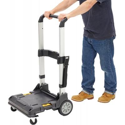 DeWALT DWST1-71196 vozík skládací hliníkový pro kufry Tstak
