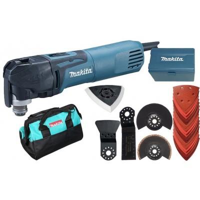 MAKITA TM3010CX13 Multi Tool s příslušenstvím 320W