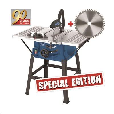 SCHEPPACH HS 100 S stolová pila 250mm 2000W