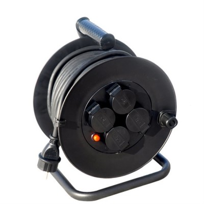 Prodlužovací přívod na bubnu PB33 230V 25m 3x1,5