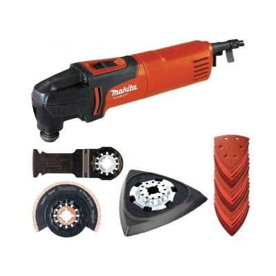 MAKITA M9800X2 Multi Tool s příslušenstvím 200W