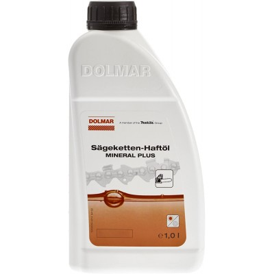 DOLMAR  988002256 minerální olej pro mazání pilových řetězu 1L