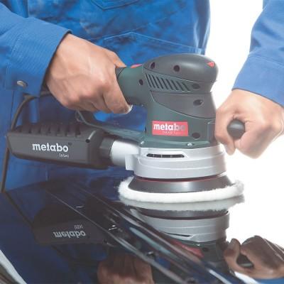METABO SXE 450 TurboTec excentrická bruska 350W 600129000