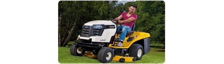 Travní traktory
