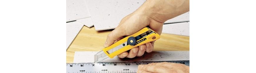 Vylamovací a bezpečnostní nože