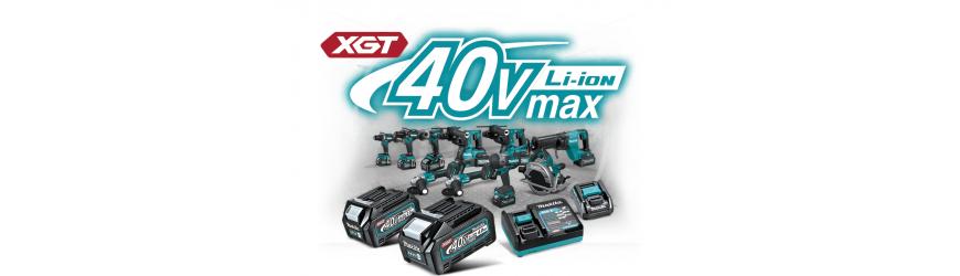 MAKITA XGT Li-ion 40V